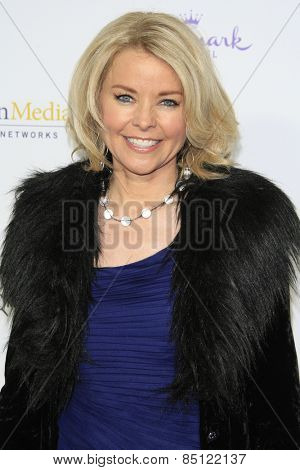 LOS ANGELES - JAN 8: Kristina Wagner at the TCA Winter 2015 Event For Hallmark Channel and Hallmark Movies & Mysteries at Tournament House on January 8, 2015 in Pasadena, CA