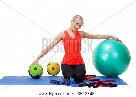 Fitness Series: Sport Equipment