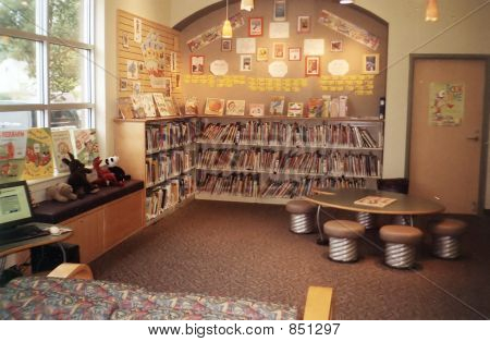 library children corner
