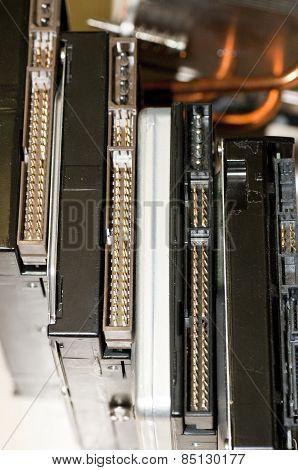 Details Of Hard Disk Drive
