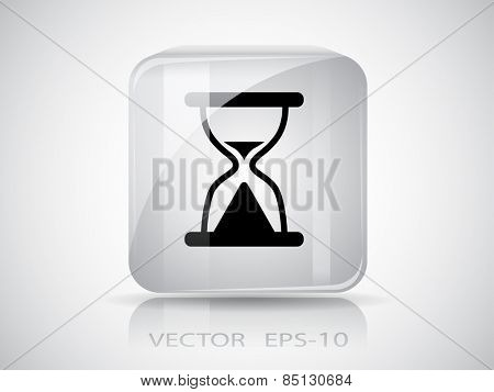 icon of hourglass