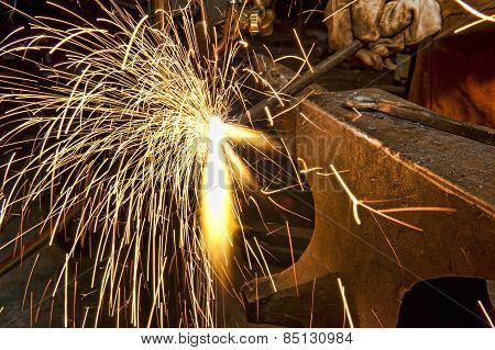 Metal Fabrication Sparks