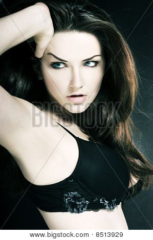 Lustful Woman