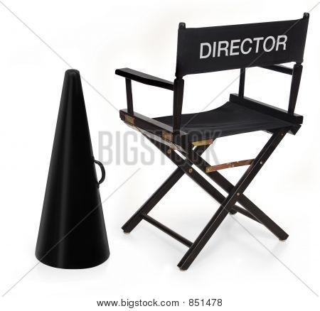 El director