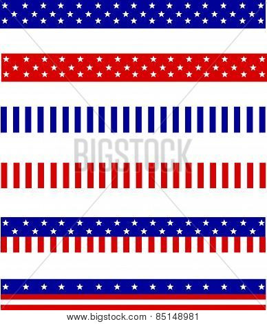 Patriotic Divider Set