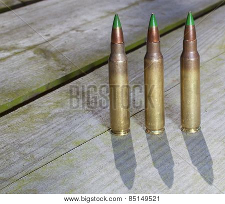 Green Ammunition
