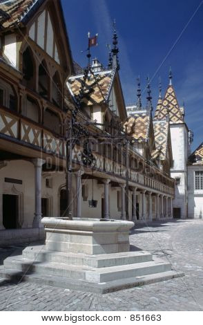 burgundy cote d'or hospice beaune