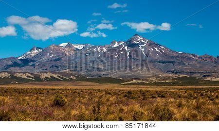 Mt Ruapehu Summer