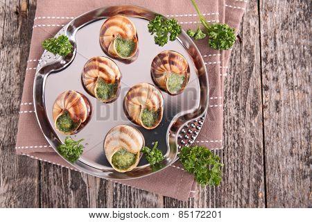 bourgogne escargot