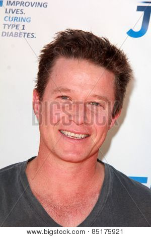 LOS ANGELES - MAR 8:  Billy Bush at the Disney's