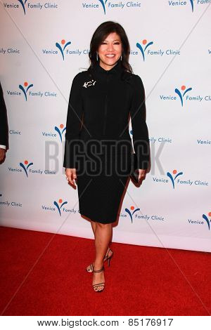 LOS ANGELES - MAR 9:  Julie Chen at the 2015 Silver Circle Gala at the Beverly Wilshire Hotel on March 9, 2015 in Beverly Hills, CA
