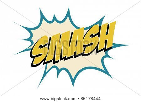 Comic Book-Smash