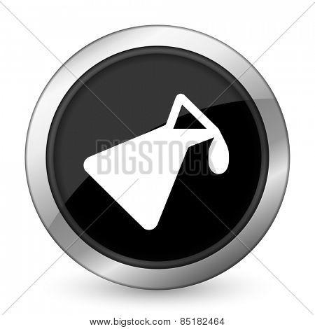 chemistry black icon