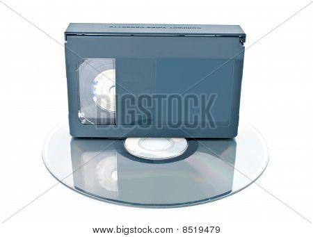 Dvd &  Mini Vhs