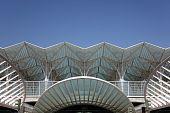 picture of gare  - Gare do Oriente  - JPG