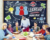 picture of role model  - Diversity People Leadership Management Team Meeting Learning Concept - JPG
