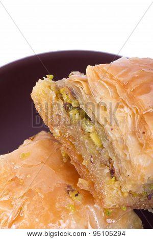 Baklava With Pistachio