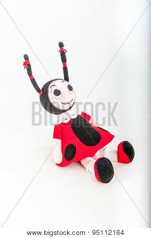Soft Toy Ladybird