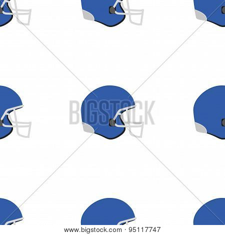 Universal vector american football seamless patterns tiling.