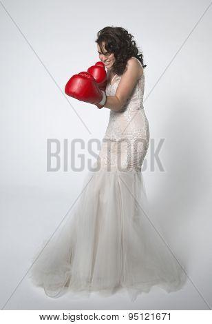 Boxing Beauty.