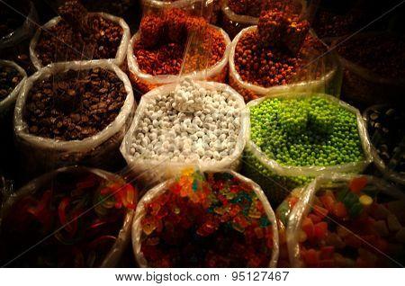 Colores dulces