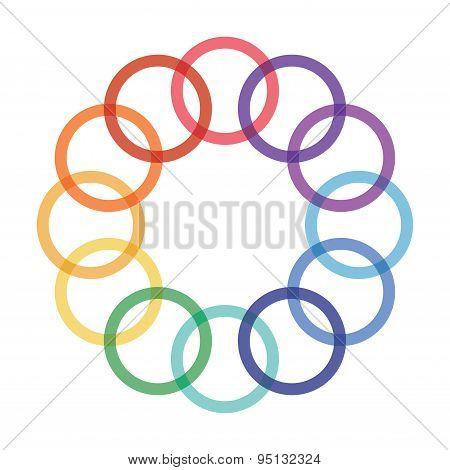 Color Circle Design