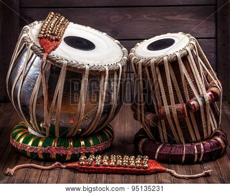 Tabla Drums And Bells For Dancing