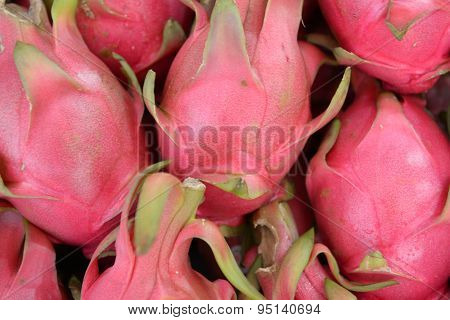 Pitahaya aka Dragon eye fruit