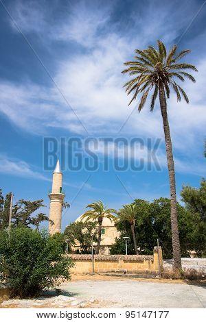Mosque Of Umm Haram, Larnaca, Cyprus