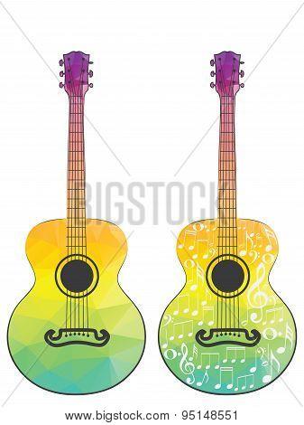 Polygonal Guitar