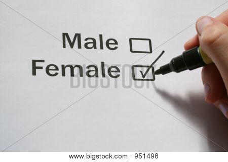 "Mark ""Female"""