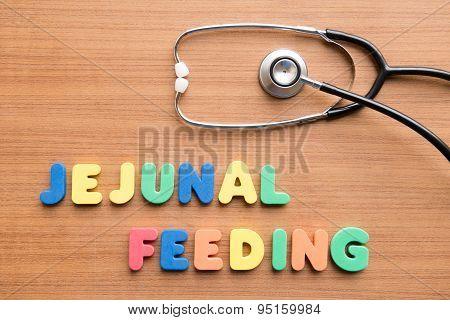 Jejunal Feeding