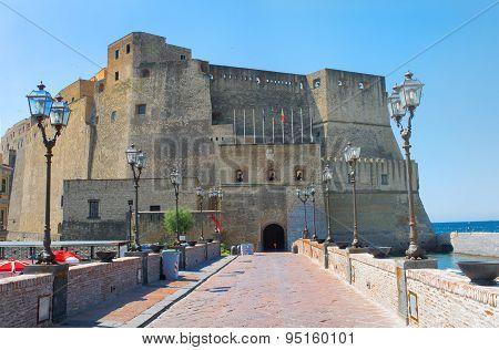 Naples, Italy, Castel Dell'ovo