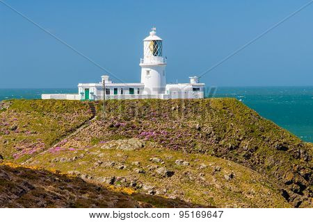Strumble Head Lighthouse Wales