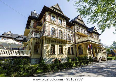 Grand Hotel Stamary In Zakopane, Poland