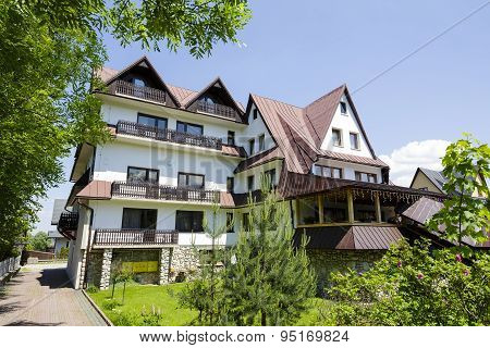 Guesthouse In Zakopane, Poland