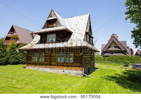 Residential House, Zakopane