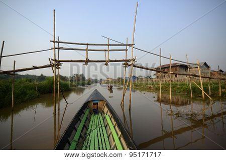 Asia Myanmar Nyaungshwe Ywama
