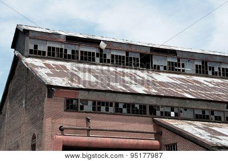 Abandoned Storage Warehouse Version 2