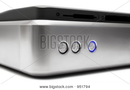 External Hard Drive ( Front Side View)