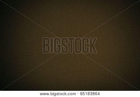 Fabric Texture Dark Military Green Background