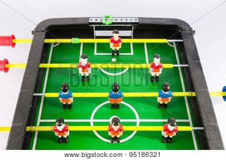 Foosball Football Toy Game
