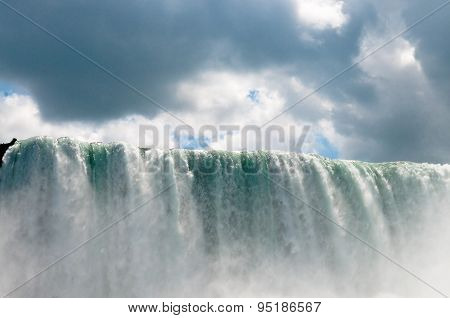 Beautiful Niagara Falls, Usa