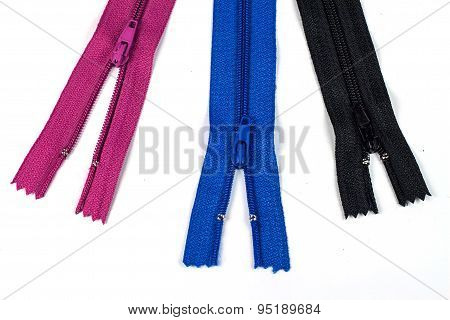 Colorful Zipper Collection