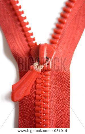 Red Zipper