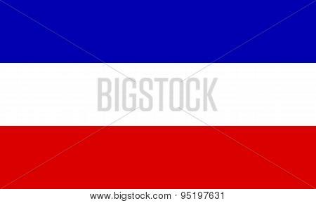 Schleswig-holstein Flag.