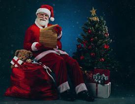 picture of letters to santa claus  - Full - JPG