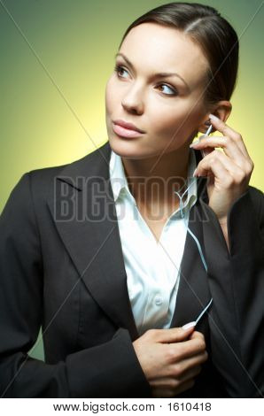 Sexy Business Woman Mg