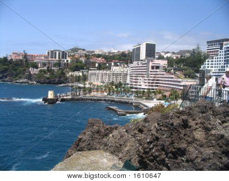 Madeira, Funchal, Harbor