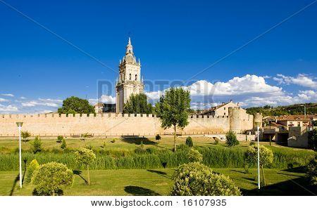El Burgo de Osma, Soria Province, Castile and Leon, Spain
